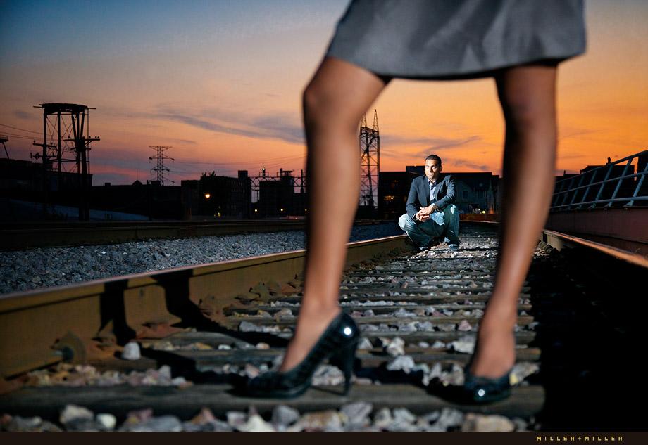 Sexy Engagement Photographer