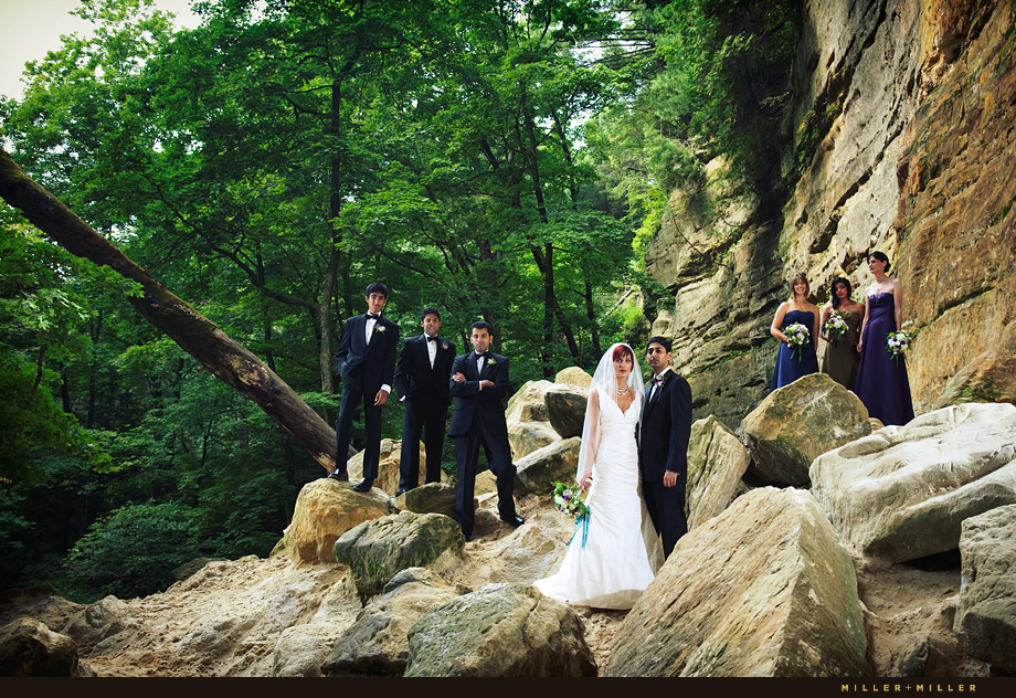 Starved Rock Ottawa Wedding