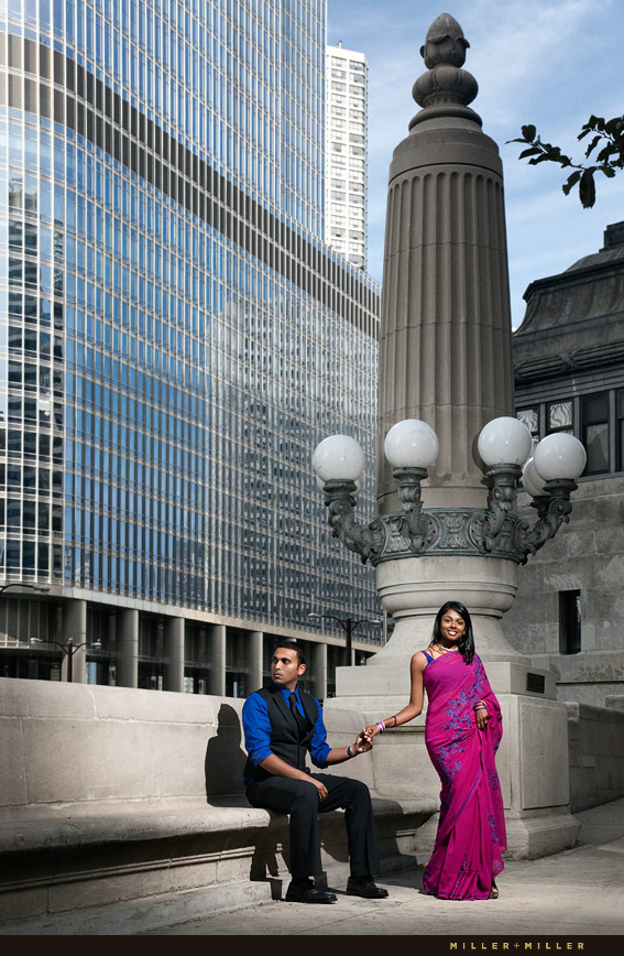 Trump Tower Engagement Photos