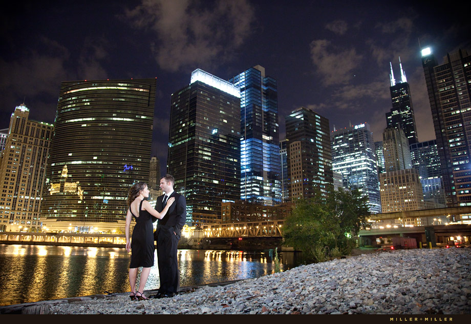 Chicago Skyline Engagements