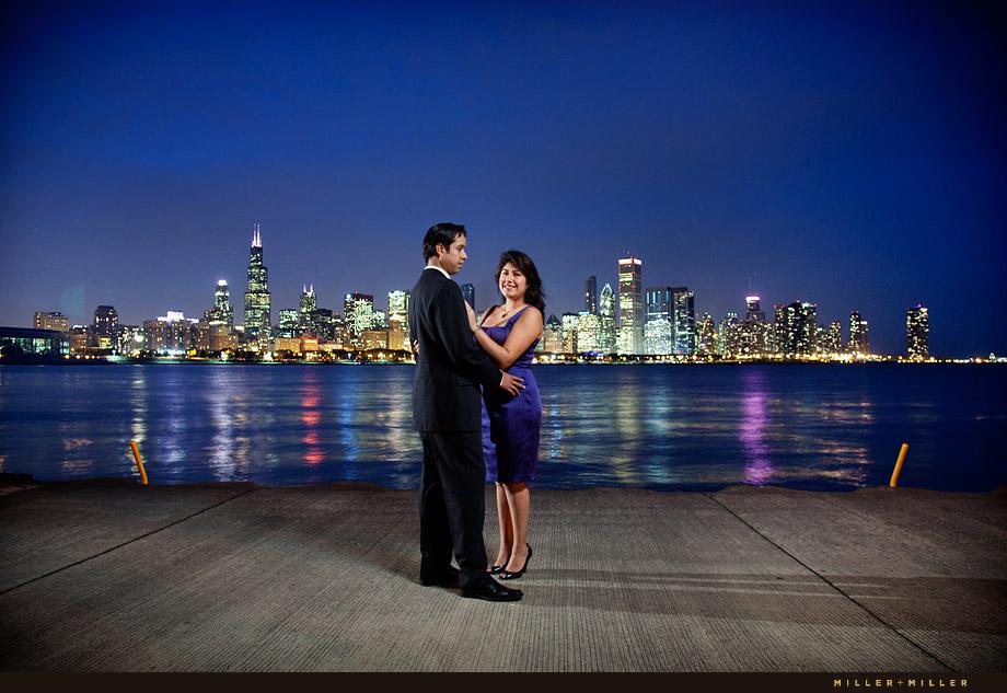 luxurious Chicago skyline photo