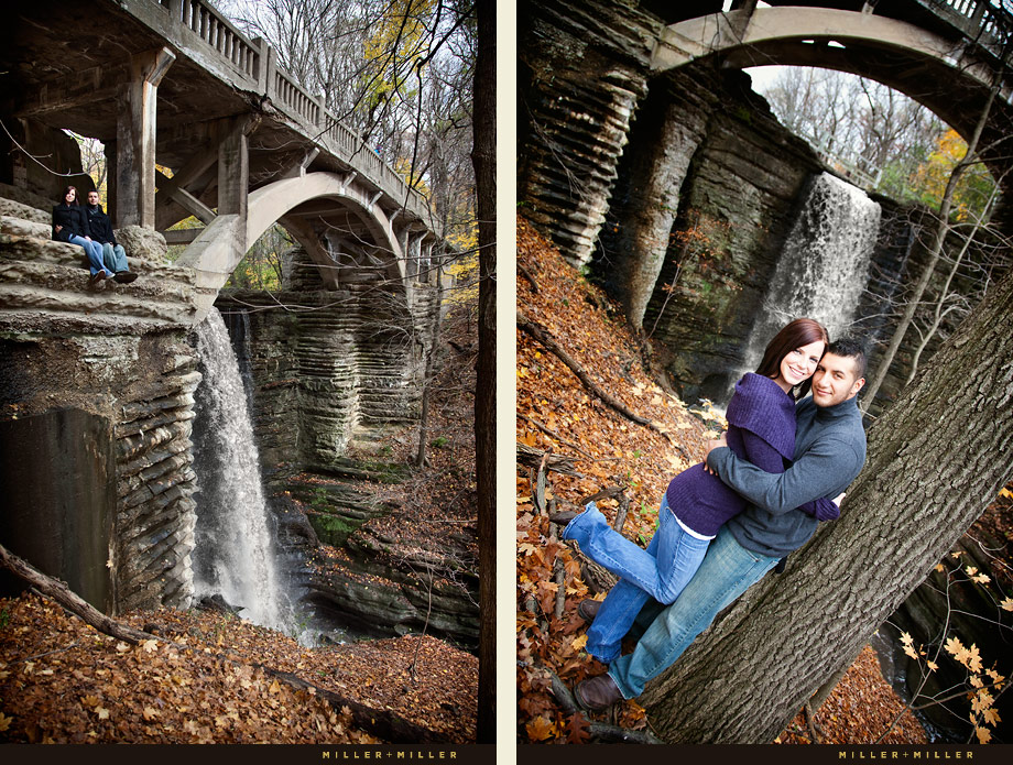 couple-in-love fall portraits