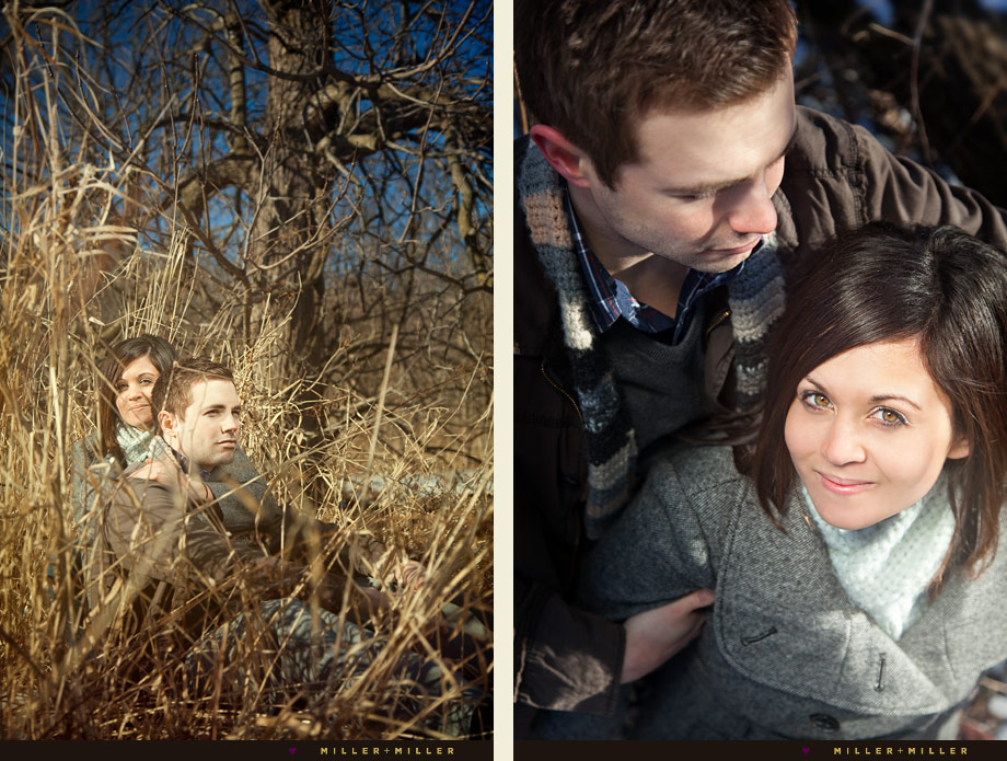 artistic chicago suburbs engagement photographer