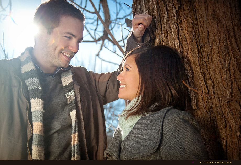 dupage county hinsdale engagement photographer il