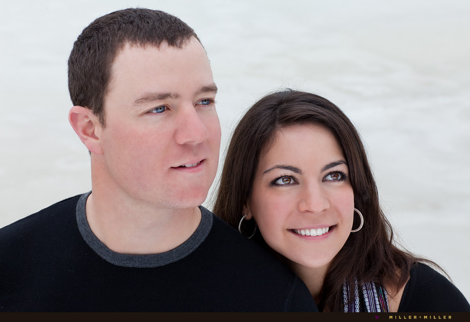 deerfield engagement photographer portraits beautiful