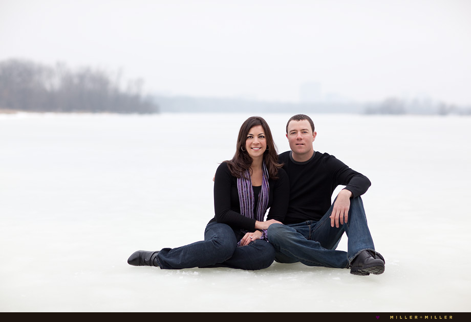 schaumburg creative engagement portraits photos