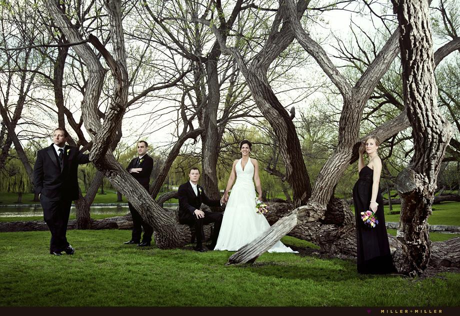 editorial chicago wedding photographer