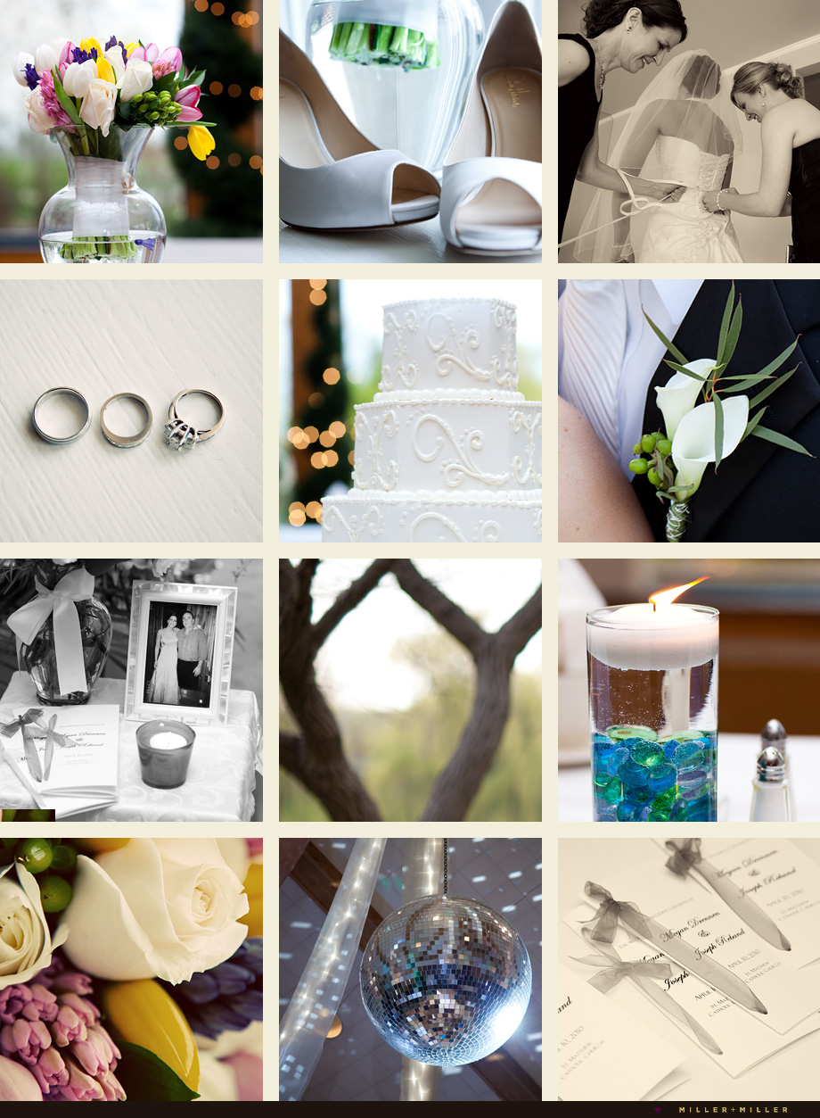 illinois spring wedding detail photographs