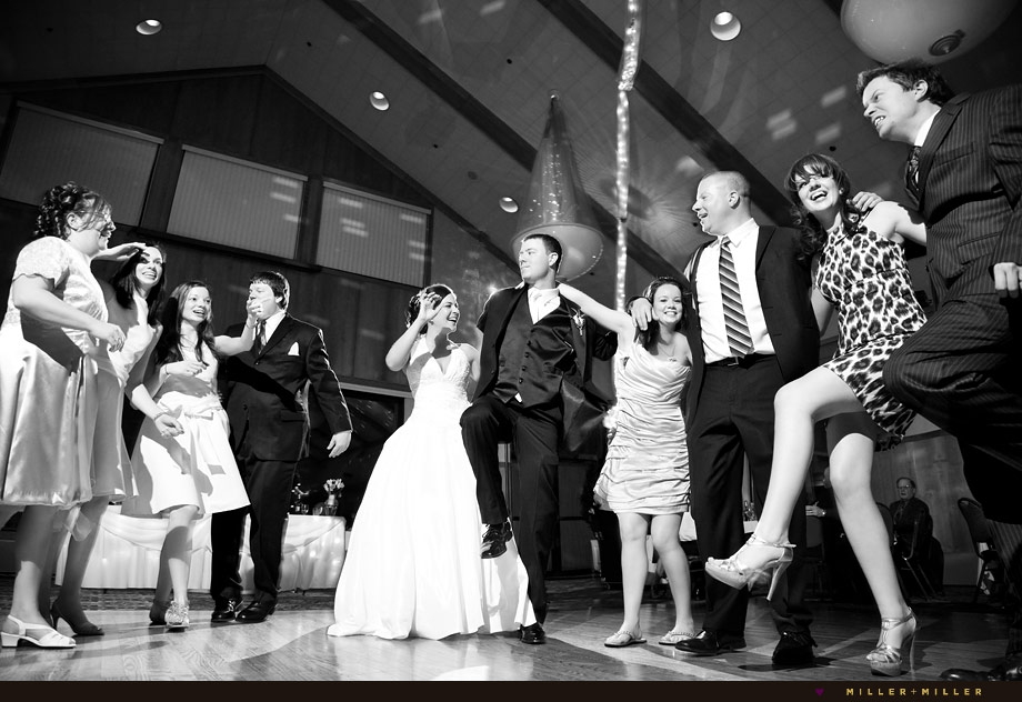 schaumburg wedding reception dancing