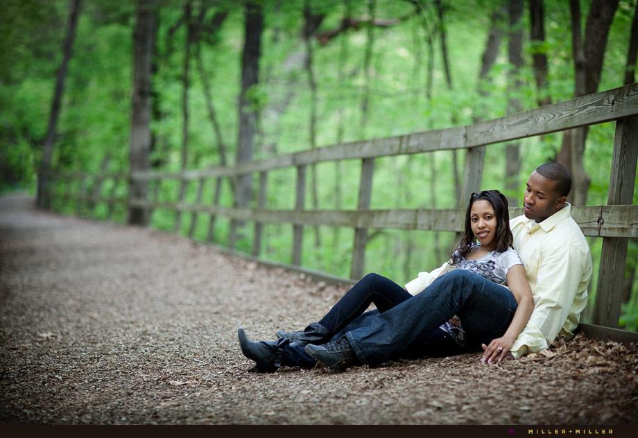 spring illinois ottawa portraits nature path