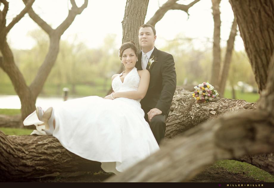 Chicago Wedding Photography: Joe + Megan's Spring Wedding In Schaumburg Illinois