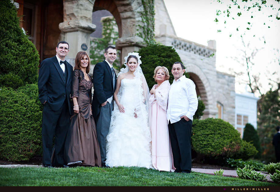 best historical wedding venue chicagoland lawn ceremony
