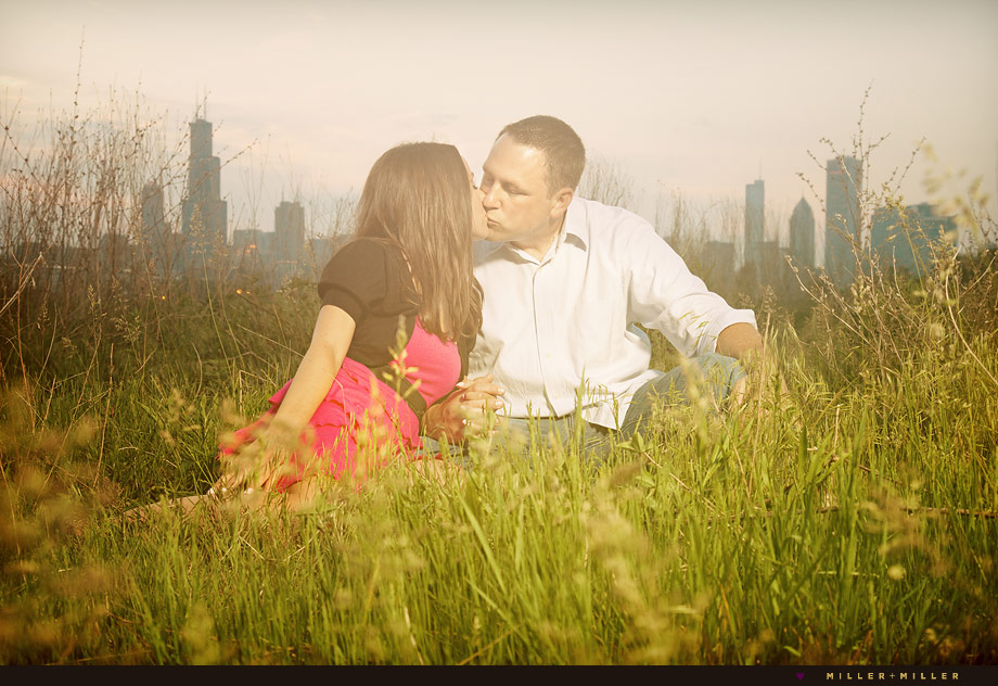 amazing engagement image chicago