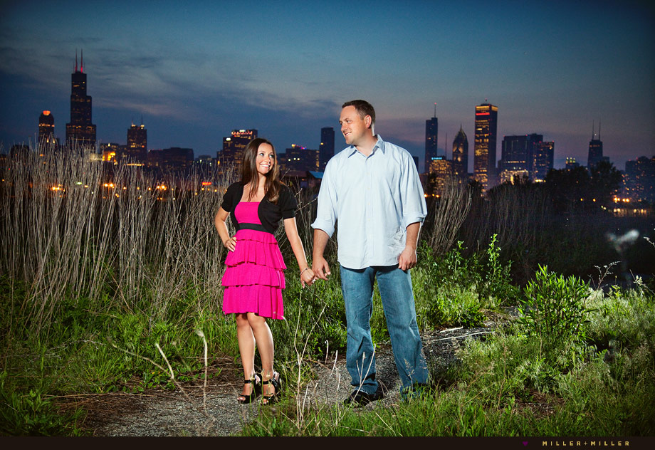 chicago wedding engagement photography packages