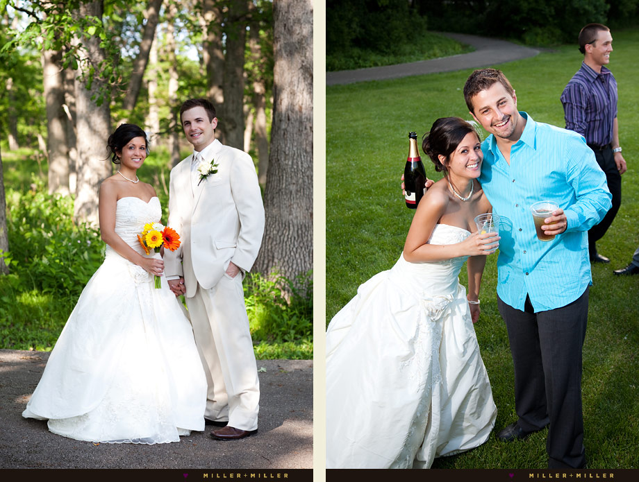 colorful photojournalistic wedding photography illinois