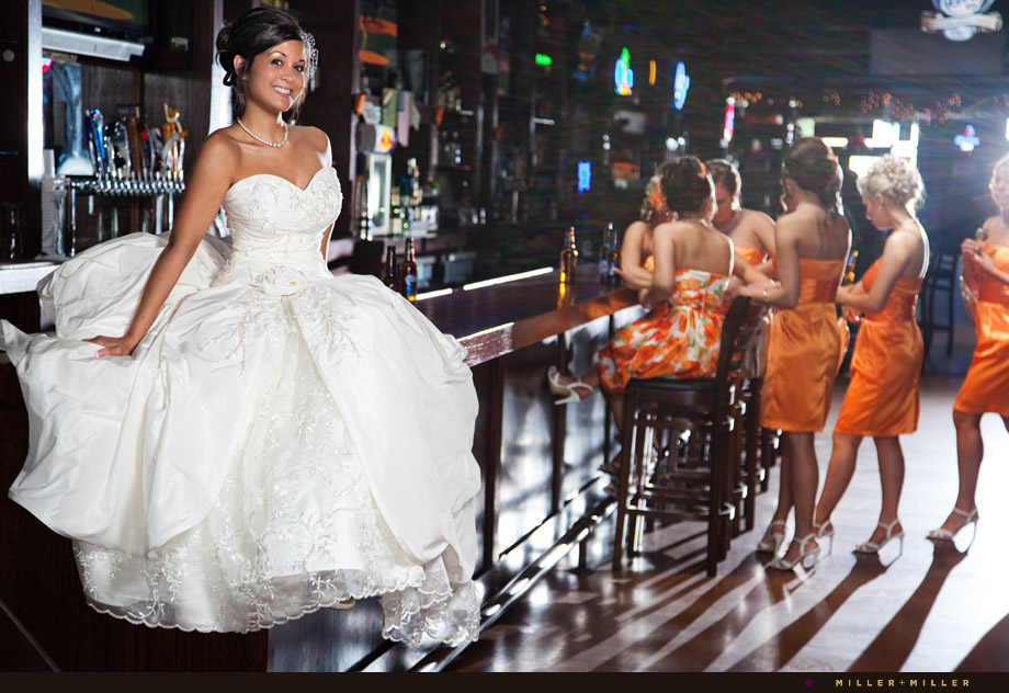 high-fashion stylish wedding photographer chicagoland
