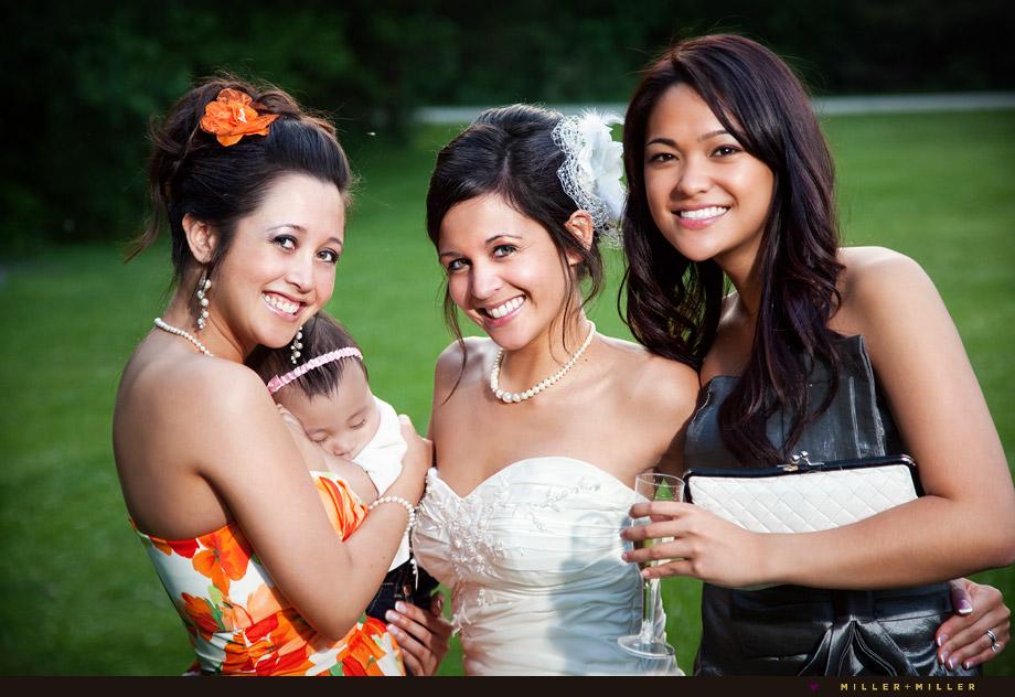 illinois bride maid of honor