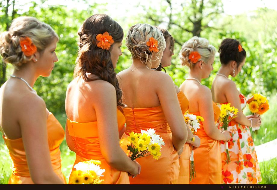 outdoor summer wedding illinois photography