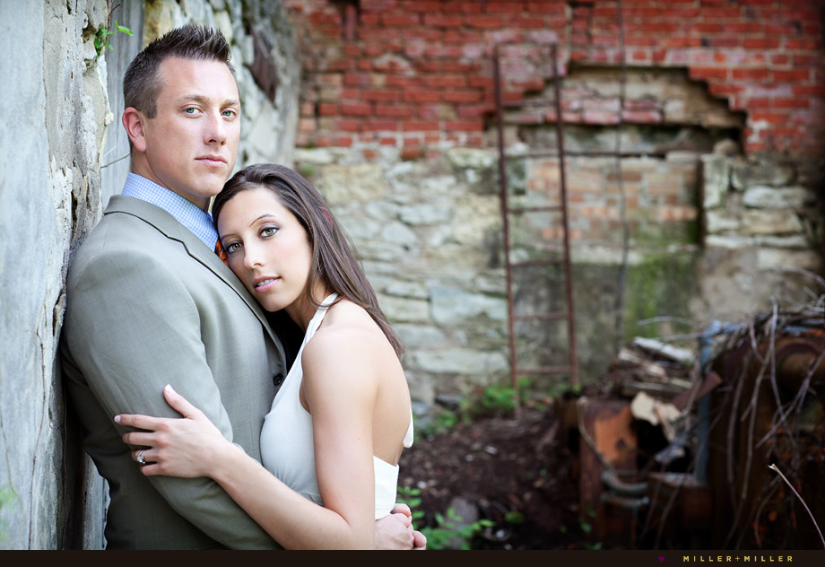 unique engagement photographers Chicago