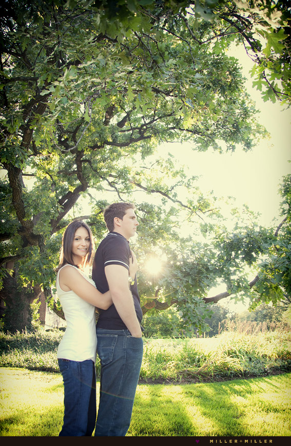 artistic naperville engagement photographer