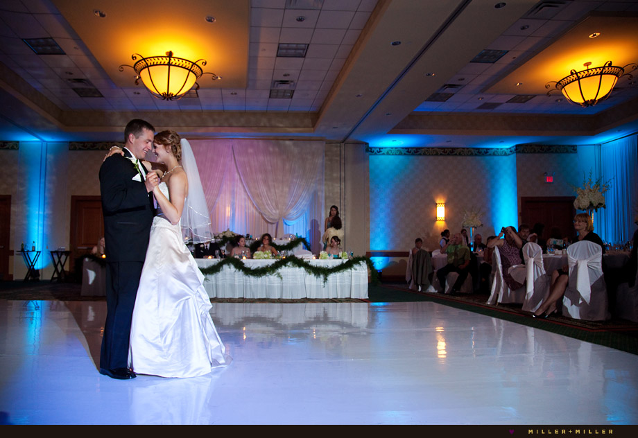Burr Ridge Marriott Hotel Wedding