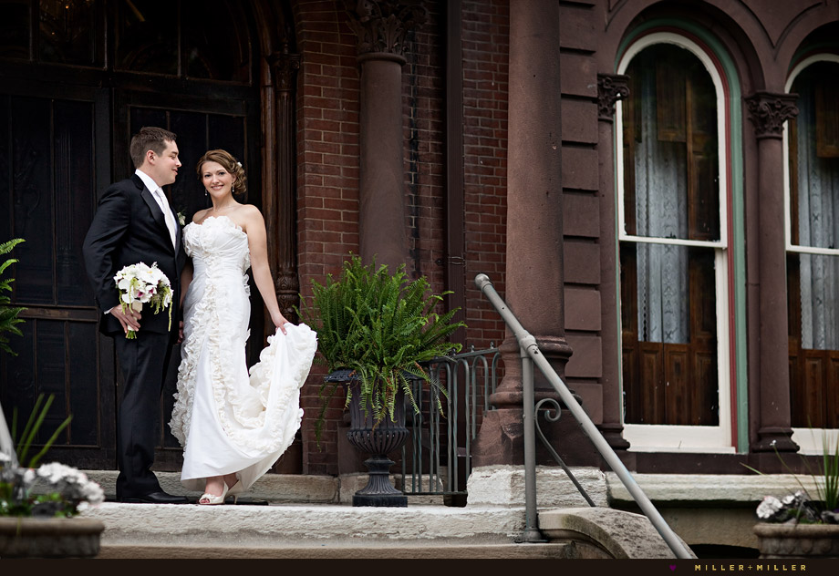 cuneo mansion wedding photographer