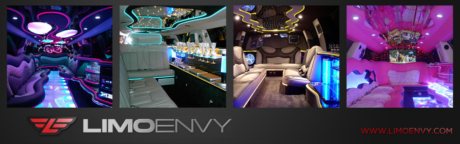 Limo Envy Chicago Limousine