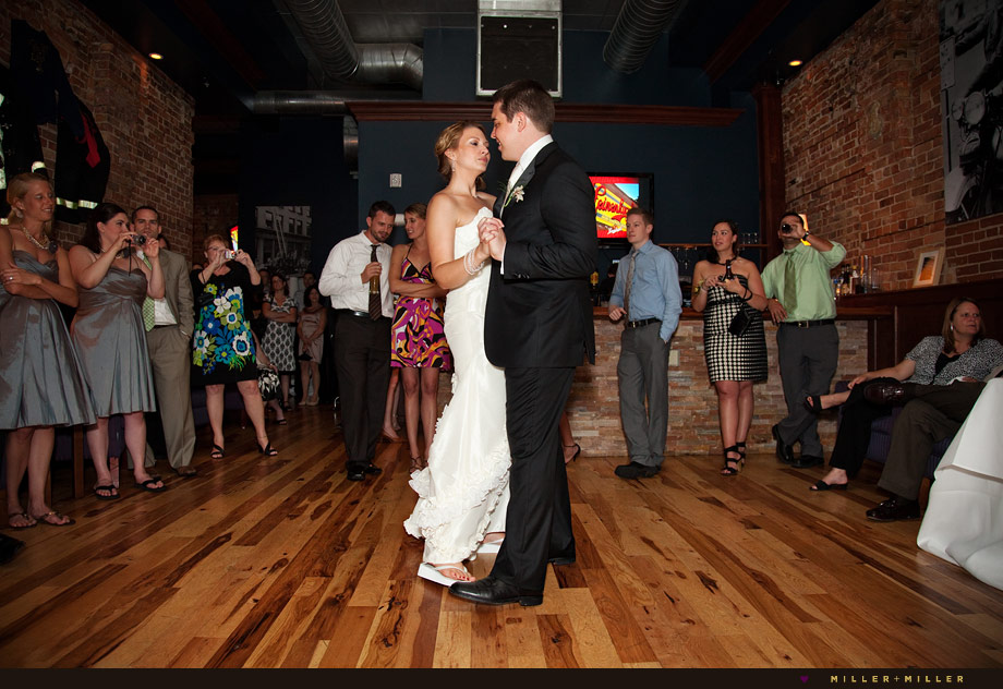 Loft Chicago wedding photographer