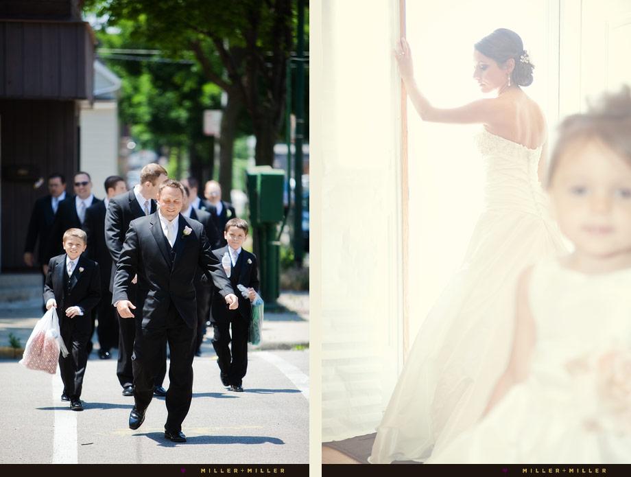 modern Chicago wedding photographer