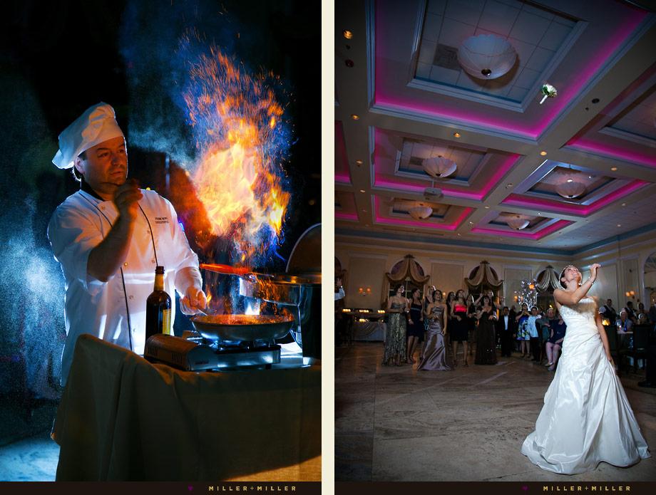 Schaumburg wedding reception Venuti's pictures