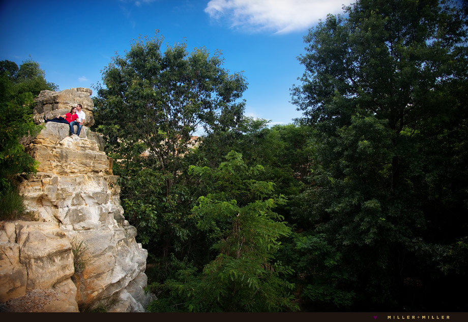 starved rock state park engagement