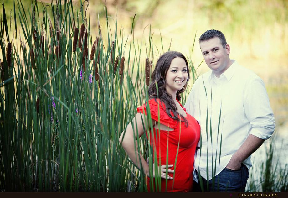 amazing engagement Ivanhoe wedding photos