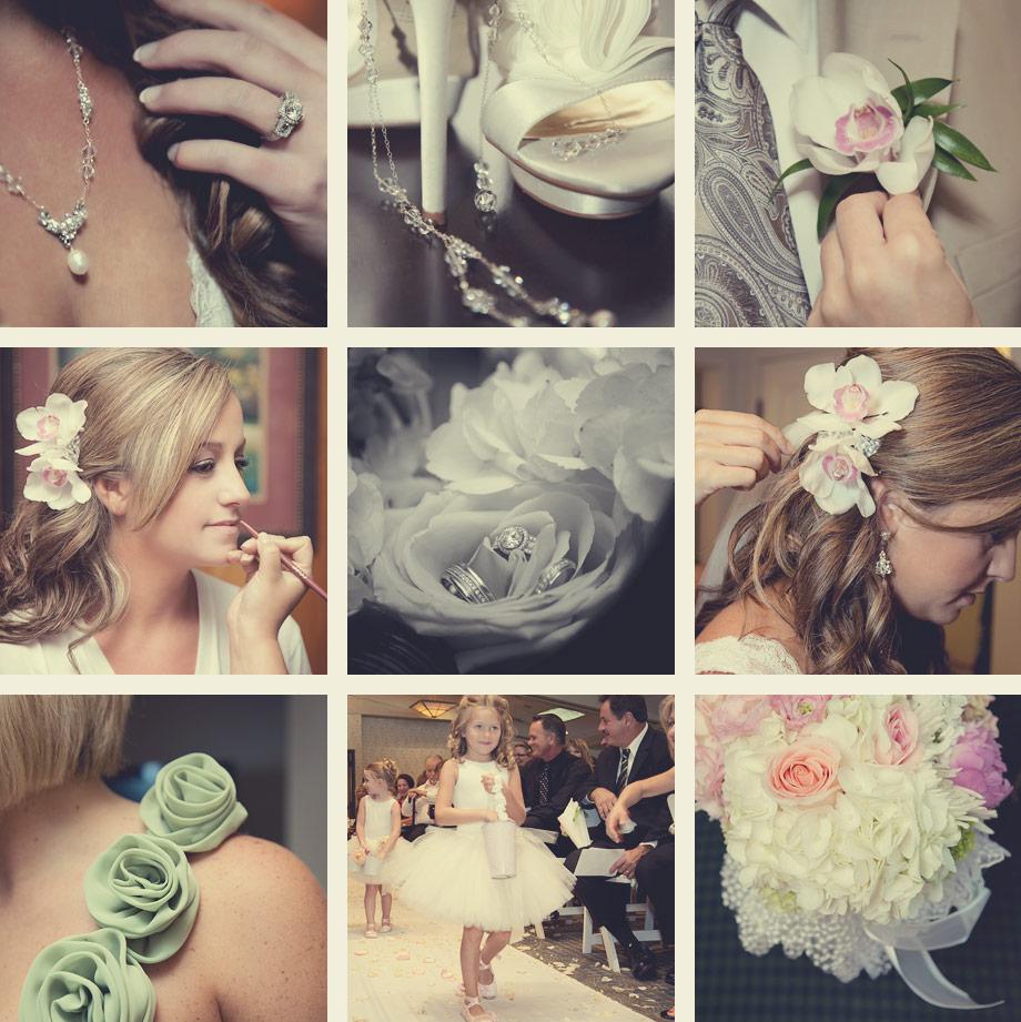 elegant lake lawn wedding details photos