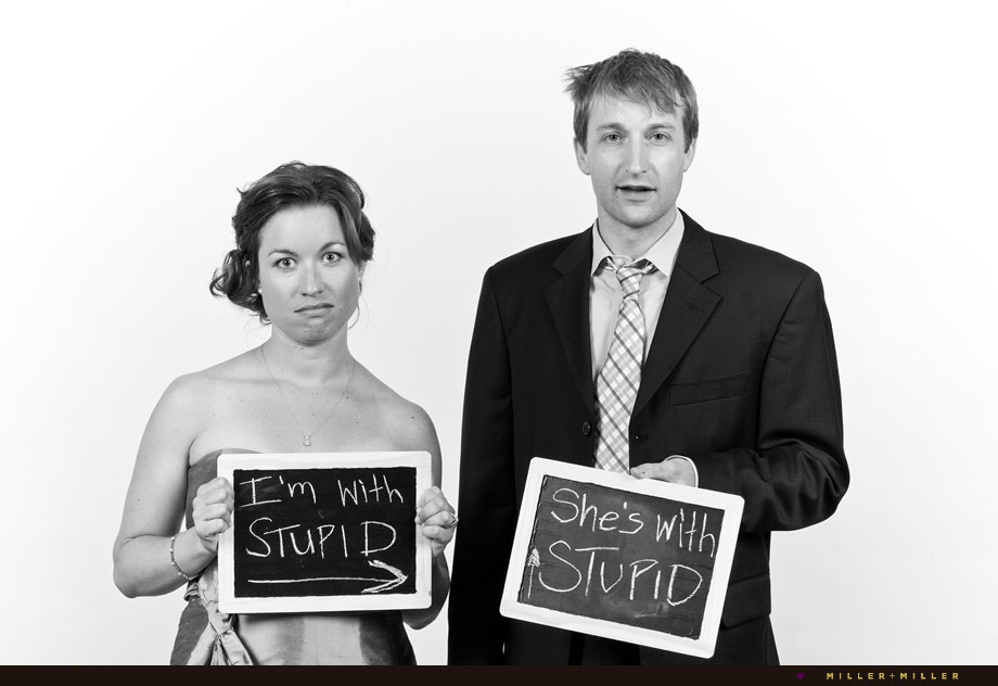 funny photobooth wedding photography