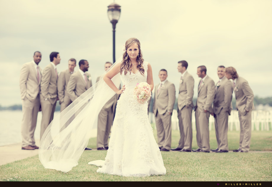 high-fashion wisconsin wedding photographer