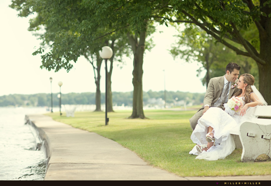 Lake Lawn Resort Delavan Wisconsin wedding