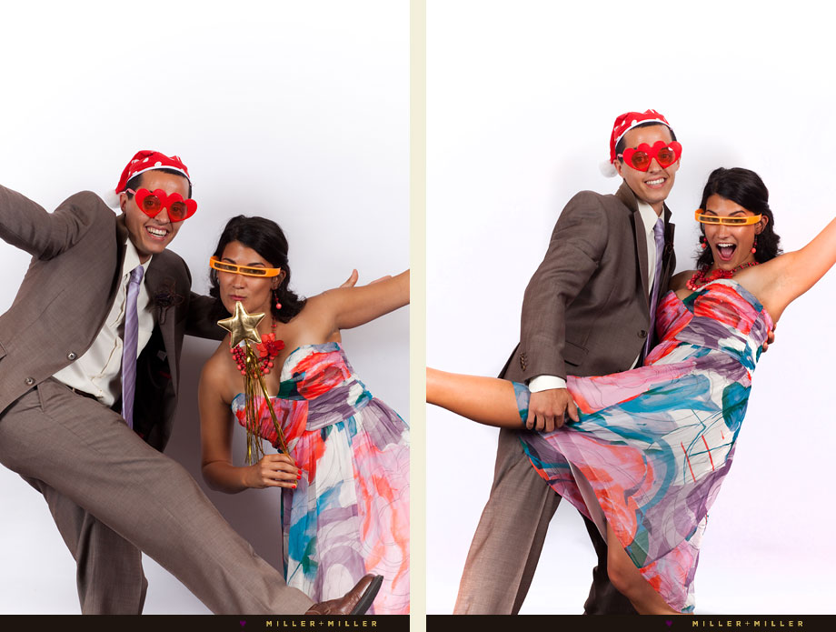 modern chicagoland photo booth pictures