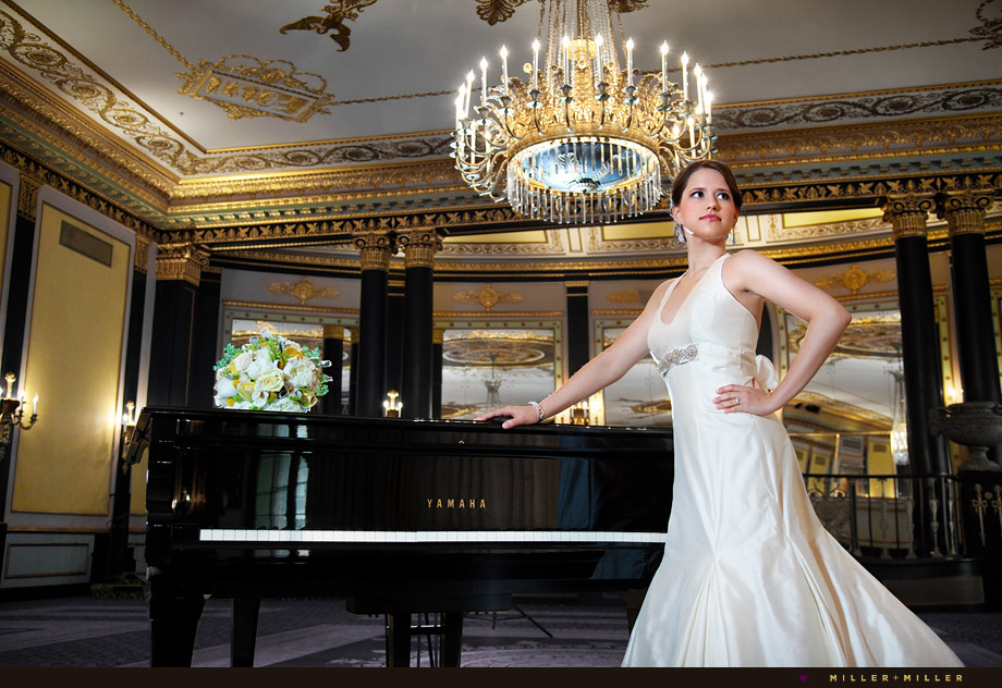 chicago palmer house wedding ballroom