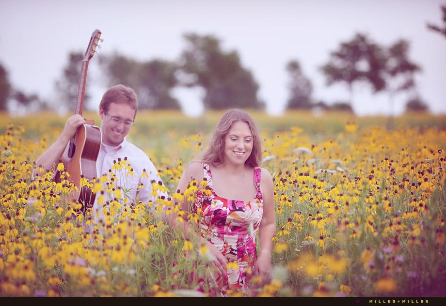daisy field engagement