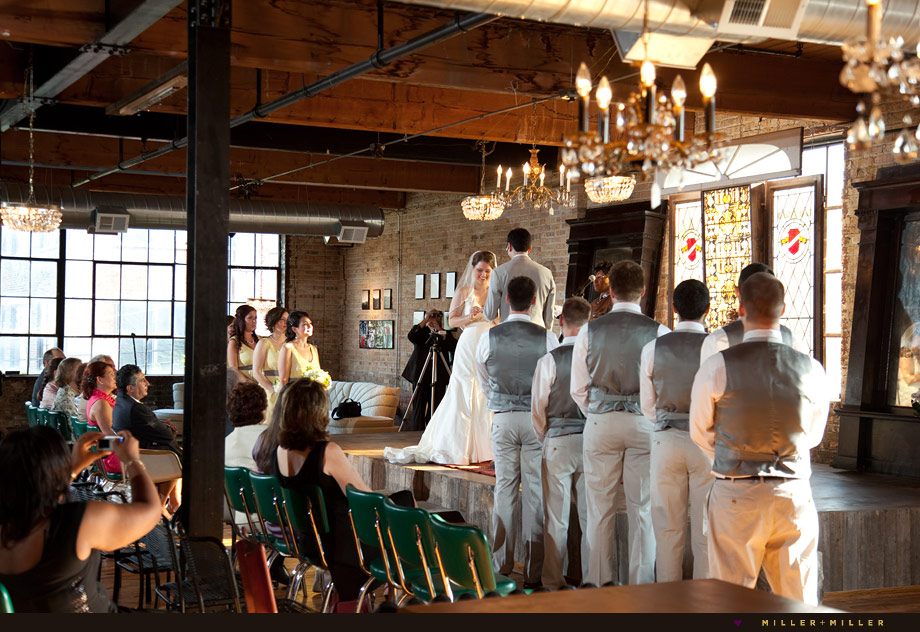 unique chicago wedding reception space