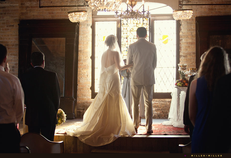 vintage chicago wedding photography