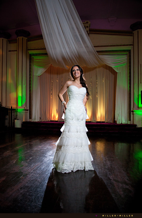 celebrity chicago bride