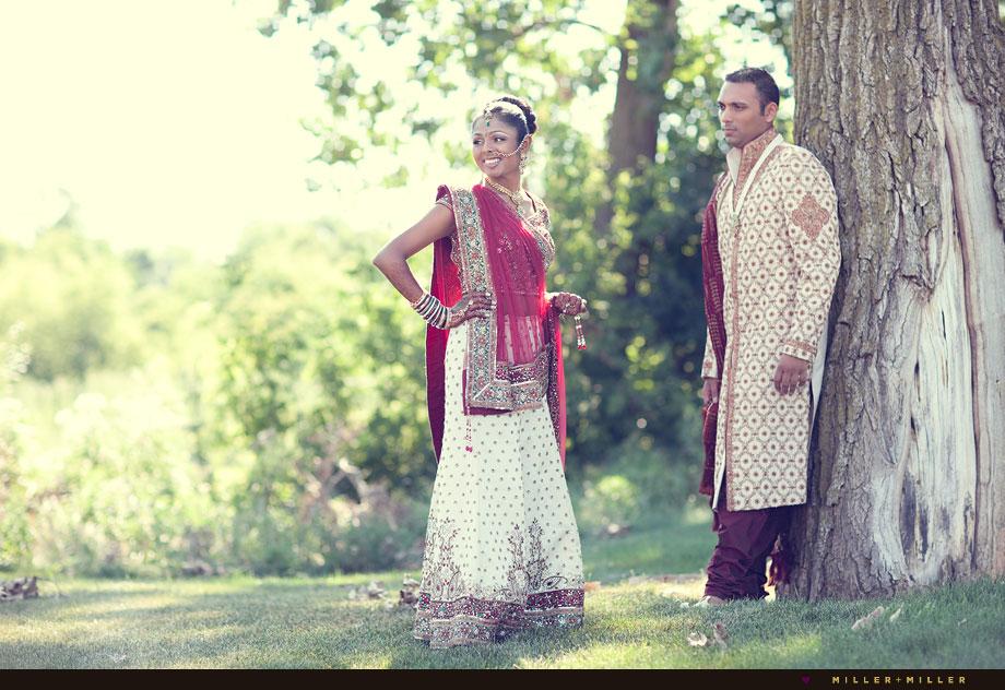 chicago hindu wedding photography