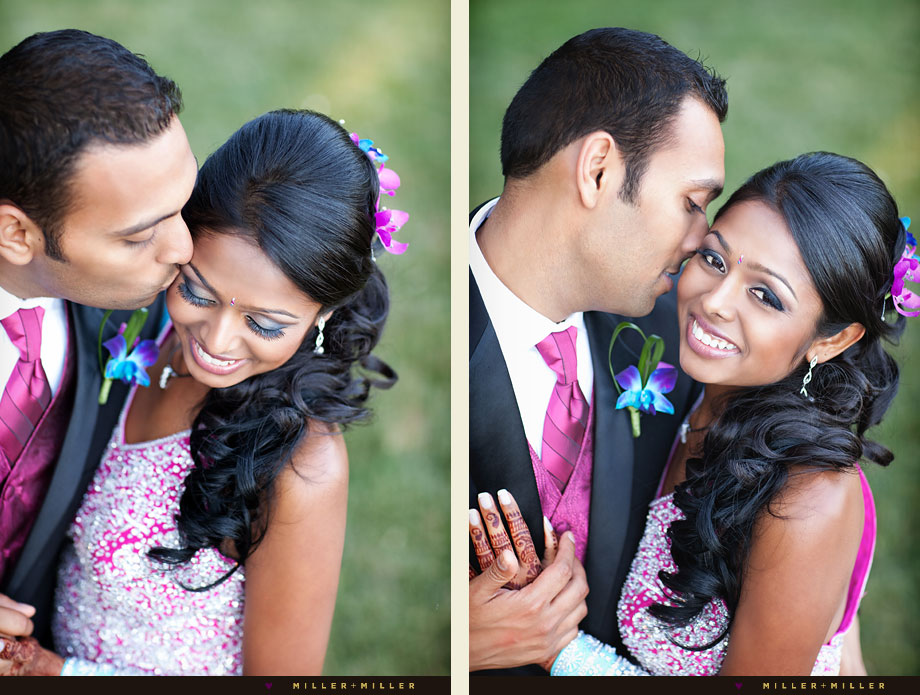 chicago indian wedding modern portraits