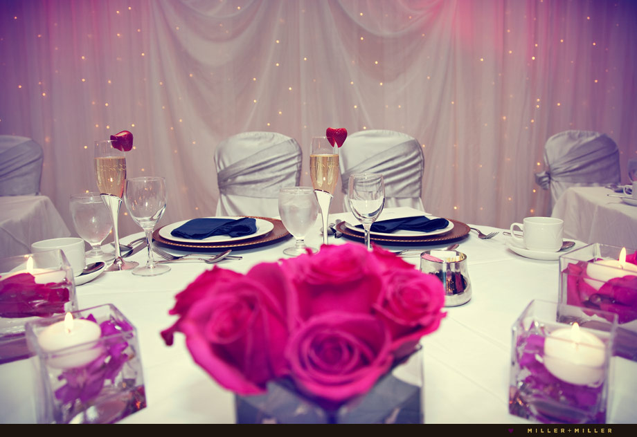 chicago sweetheart table romantic