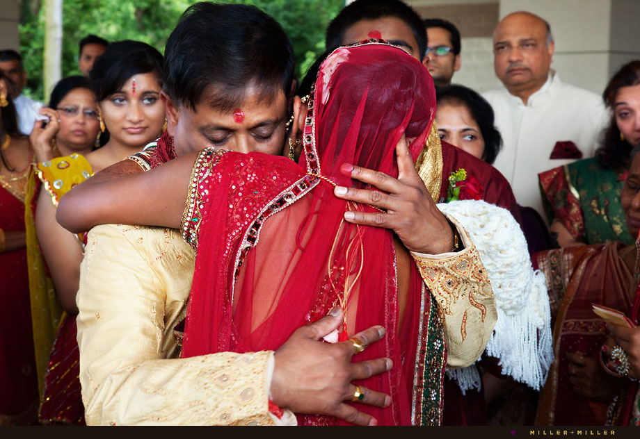 emotional indian ceremony photography