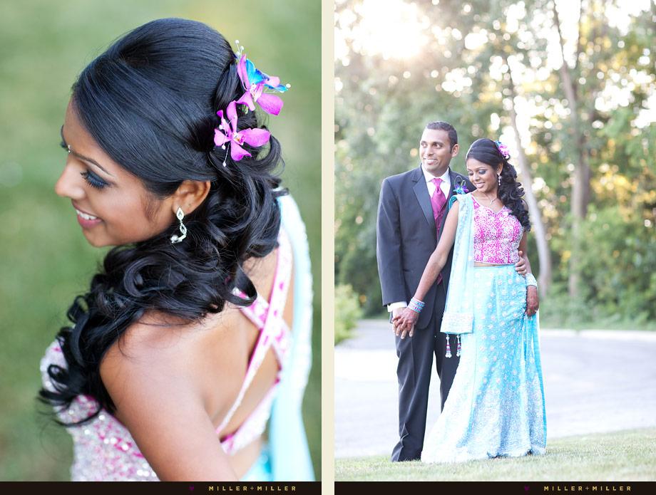 high-fashion indian wedding photographer