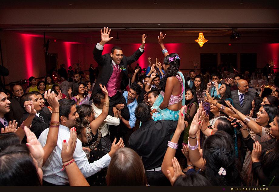 hindu wedding reception chicago