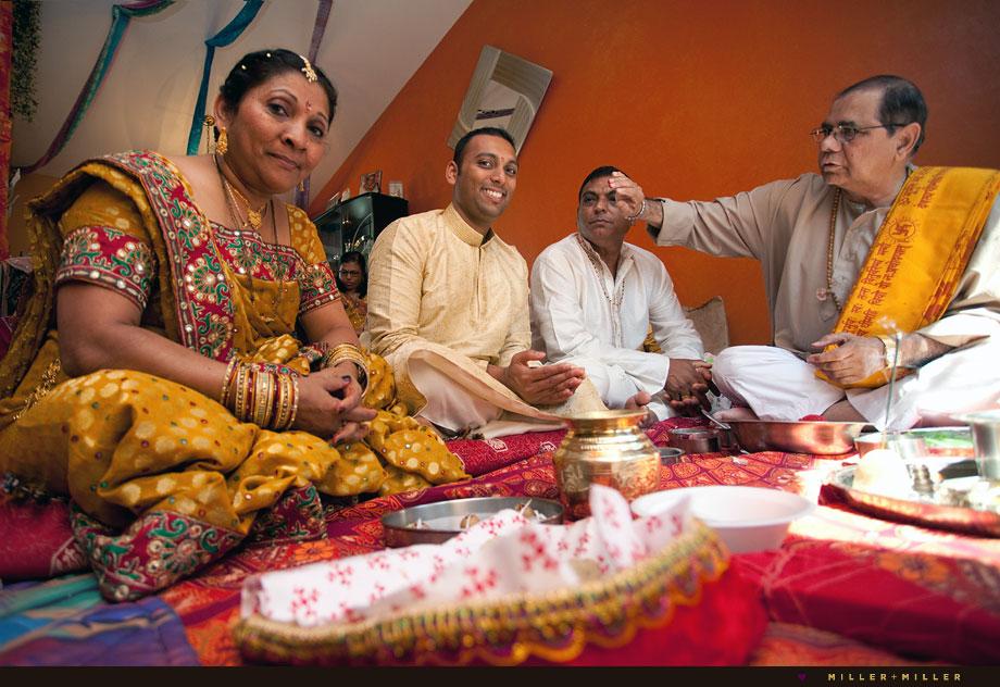 india culture hindu blessing