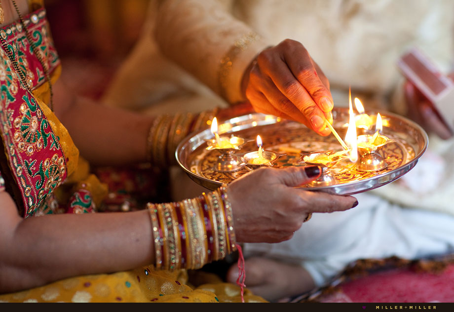 indian bangles fire ceremony